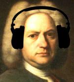 Bach in Headphones