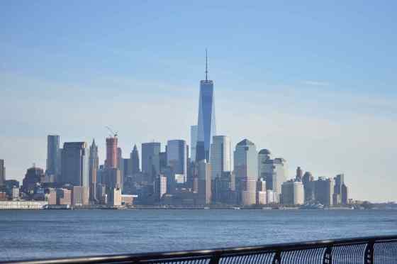water - hoboken freedom tower