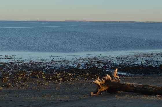 water - raritan bay