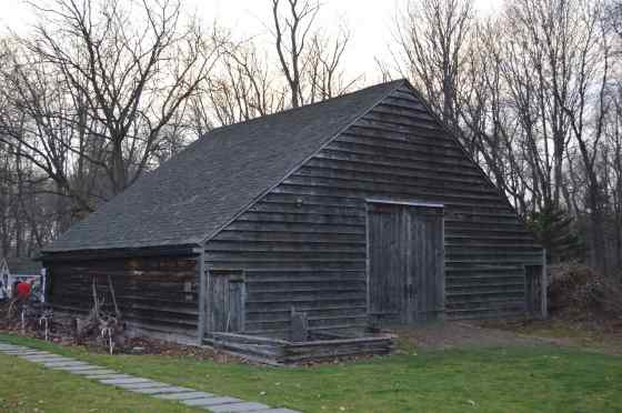 History - Barn