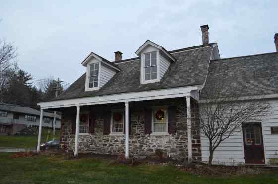 History - house