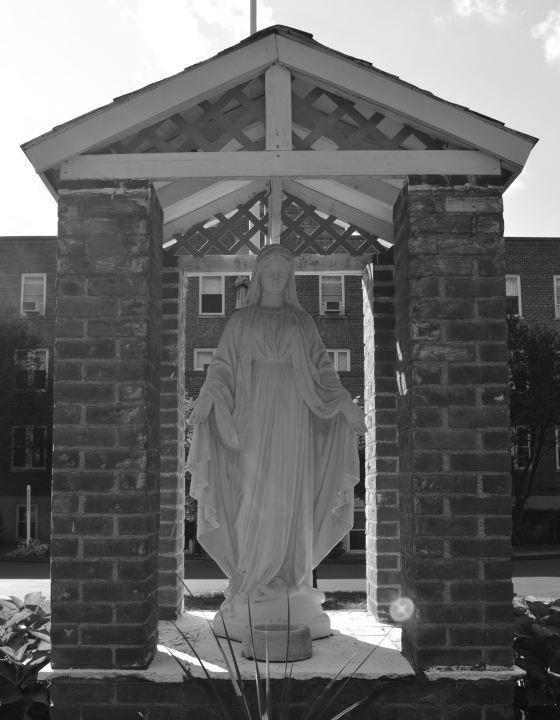 Mary at Capuchin