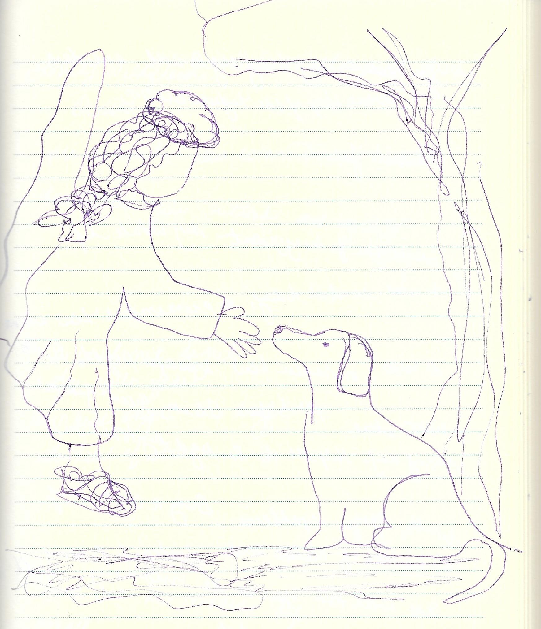angel-and-dog